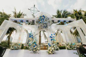 Top 4 ý tưởng trang khí sân khấu tiệc cưới đẳng cấp - Blog Marry