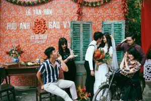 """Đám cưới phong cách """"Cô ba Sài Gòn"""" - Blog Marry"""