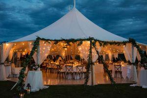 Những điều cần chuẩn bị cho tổ chức tiệc cưới ngoài trời - Blog Marry
