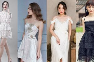 Trang phục dự tiệc cưới mùa hè đẹp, sang mà không bị đụng hàng - Blog Marry