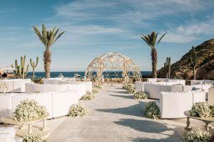 Xu hướng trang trí tiệc cưới cho cặp đôi mê hình học - Blog Marry
