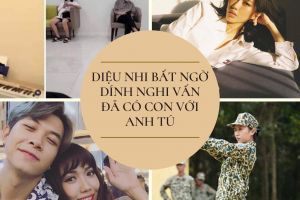 Diệu Nhi bất ngờ dính nghi vấn đã có con với Anh Tú - Blog Marry