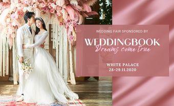 """Wedding Fair """"Dreams Come True"""", lời chào từ WeddingBook - thương hiệu cưới hàng đầu Hàn Quốc - Blog Marry"""