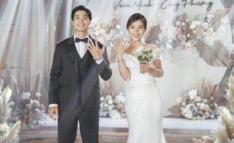 Toàn cảnh siêu đám cưới Công Phượng: Tân lang - tân nương chính thức thành vợ chồng, dàn cầu thủ tấp nập chung vui - Blog Marry