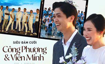"""Bộ ảnh hôn lễ đẹp """"nức lòng người"""" của Công Phượng - Viên Minh tại Phú Quốc: hơn bất cứ câu chuyện ngôn tình nào! - Blog Marry"""