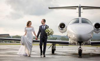 Những đám cưới tổ chức trên trời - Blog Marry