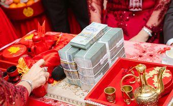 Của hồi môn, tiền mừng đám cưới là tài sản chung hay riêng? - Blog Marry