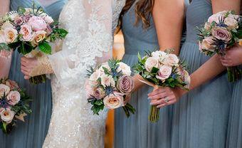 Những bó hoa cưới tuyệt đẹp và đặc biệt cho cô dâu lựa chọn trong năm 2022 - Blog Marry