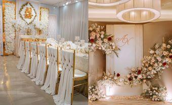 Gợi ý các tông màu trang trí gia tiên đám cưới đẹp - Blog Marry