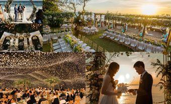 Các ý tưởng trang trí tiệc cưới ngoài trời nhất định bạn phải biết - Blog Marry