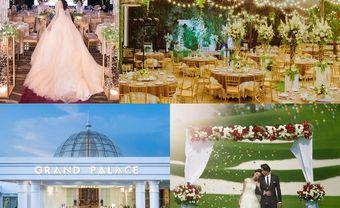 Top 5 nhà hàng tiệc cưới cung điện lộng lẫy nhất Sài Gòn - Blog Marry