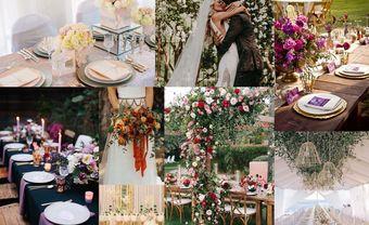 10 màu cưới đẹp nhất dành riêng cho mùa thu tình tứ  - Blog Marry
