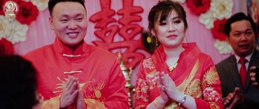 Gói quay phim tại Sài Gòn - Dragon Films Wedding & Events - Hình 3