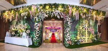 2. SẢNH TIỆC BABYLON GARDEN - Trung tâm tổ chức sự kiện & tiệc cưới CTM Palace - Hình 14