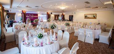 Bàn tiệc Ruby - Khách sạn Majestic Saigon - Hình 3