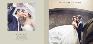 Gói ngoại cảnh Sài Gòn - KK Sophie Wedding Studio - Hình 2
