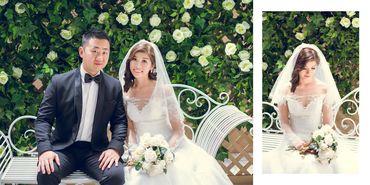 Ảnh cưới chụp ở The Vow 3 - Stephen Lee Makeup Studio - Hình 5