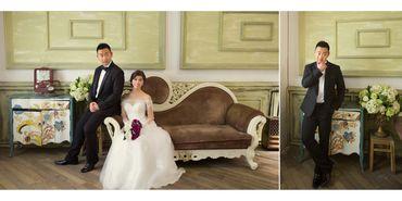Ảnh cưới chụp ở The Vow 3 - Stephen Lee Makeup Studio - Hình 11