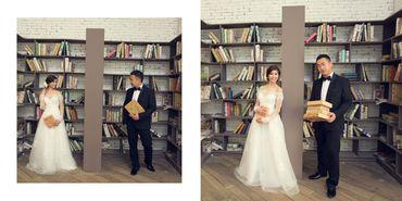 Ảnh cưới chụp ở The Vow 3 - Stephen Lee Makeup Studio - Hình 12