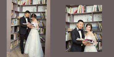 Ảnh cưới chụp ở The Vow 3 - Stephen Lee Makeup Studio - Hình 13