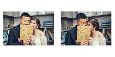 Ảnh cưới chụp ở The Vow 3 - Stephen Lee Makeup Studio - Hình 15