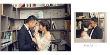 Ảnh cưới chụp ở The Vow 3 - Stephen Lee Makeup Studio - Hình 14