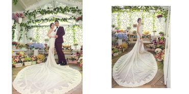 Ảnh cưới chụp ở The Vow 3 - Stephen Lee Makeup Studio - Hình 16
