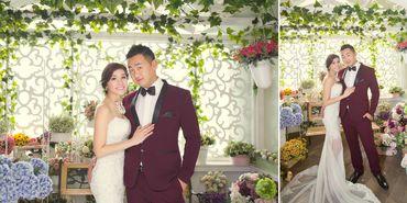 Ảnh cưới chụp ở The Vow 3 - Stephen Lee Makeup Studio - Hình 18