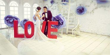 Ảnh cưới chụp ở The Vow 3 - Stephen Lee Makeup Studio - Hình 17
