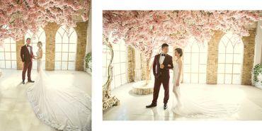 Ảnh cưới chụp ở The Vow 3 - Stephen Lee Makeup Studio - Hình 19