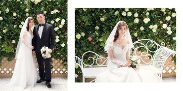 Ảnh cưới chụp ở The Vow 3 - Stephen Lee Makeup Studio - Hình 4