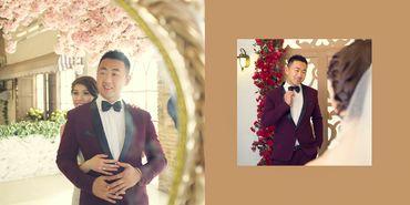 Ảnh cưới chụp ở The Vow 3 - Stephen Lee Makeup Studio - Hình 20