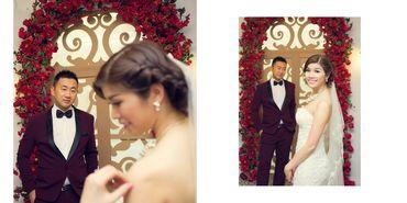 Ảnh cưới chụp ở The Vow 3 - Stephen Lee Makeup Studio - Hình 21