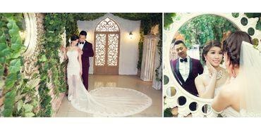Ảnh cưới chụp ở The Vow 3 - Stephen Lee Makeup Studio - Hình 23