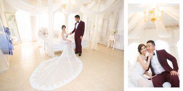 Ảnh cưới chụp ở The Vow 3 - Stephen Lee Makeup Studio - Hình 22