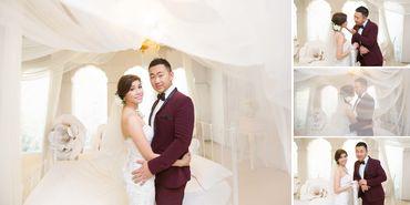 Ảnh cưới chụp ở The Vow 3 - Stephen Lee Makeup Studio - Hình 24