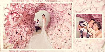 Ảnh cưới chụp ở The Vow 3 - Stephen Lee Makeup Studio - Hình 25