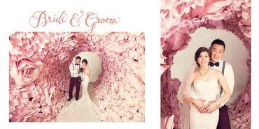 Ảnh cưới chụp ở The Vow 3 - Stephen Lee Makeup Studio - Hình 26