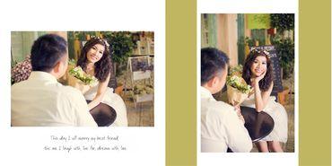 Ảnh cưới chụp ở The Vow 3 - Stephen Lee Makeup Studio - Hình 27