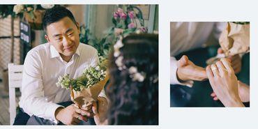 Ảnh cưới chụp ở The Vow 3 - Stephen Lee Makeup Studio - Hình 28