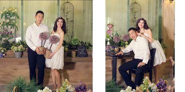 Ảnh cưới chụp ở The Vow 3 - Stephen Lee Makeup Studio - Hình 30