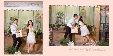 Ảnh cưới chụp ở The Vow 3 - Stephen Lee Makeup Studio - Hình 31