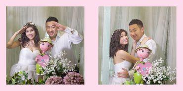 Ảnh cưới chụp ở The Vow 3 - Stephen Lee Makeup Studio - Hình 32