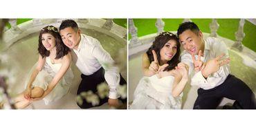 Ảnh cưới chụp ở The Vow 3 - Stephen Lee Makeup Studio - Hình 33