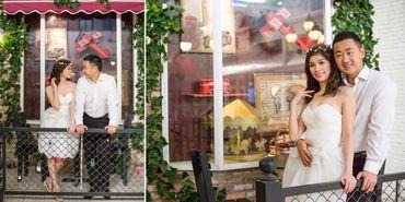 Ảnh cưới chụp ở The Vow 3 - Stephen Lee Makeup Studio - Hình 35