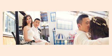 Ảnh cưới chụp ở The Vow 3 - Stephen Lee Makeup Studio - Hình 34