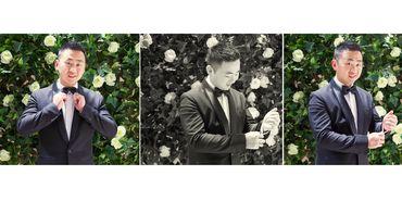 Ảnh cưới chụp ở The Vow 3 - Stephen Lee Makeup Studio - Hình 3