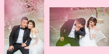 Ảnh cưới chụp ở The Vow 3 - Stephen Lee Makeup Studio - Hình 6