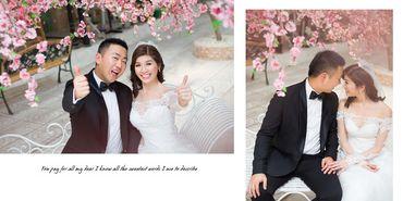 Ảnh cưới chụp ở The Vow 3 - Stephen Lee Makeup Studio - Hình 2