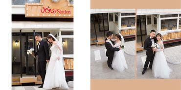 Ảnh cưới chụp ở The Vow 3 - Stephen Lee Makeup Studio - Hình 9